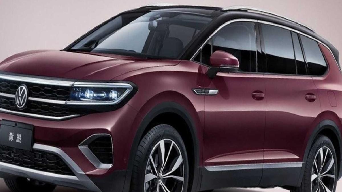 2021 Volkswagen Talagon yeniden ortaya çıktı