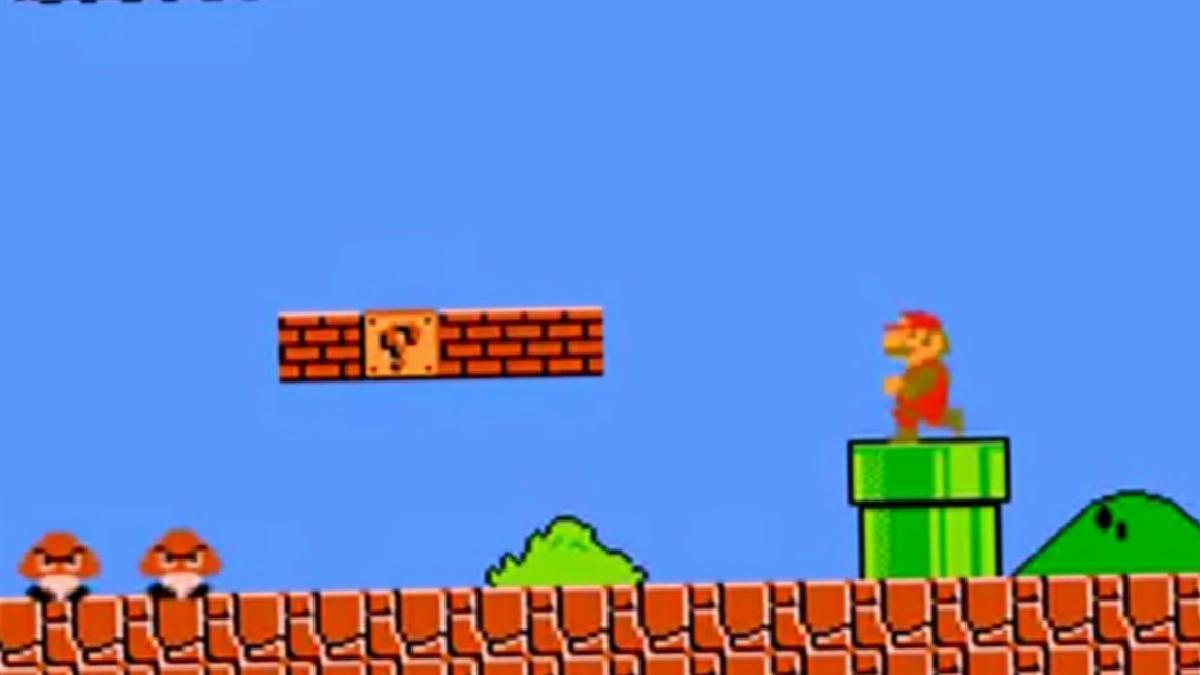 35 yıllık Super Mario oyunu 660 bin dolara satıldı