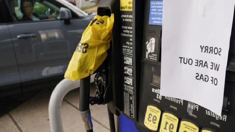 ABD'de Görülmemiş 'Benzin' Sıkıntısı Yaşanmaya Başladı
