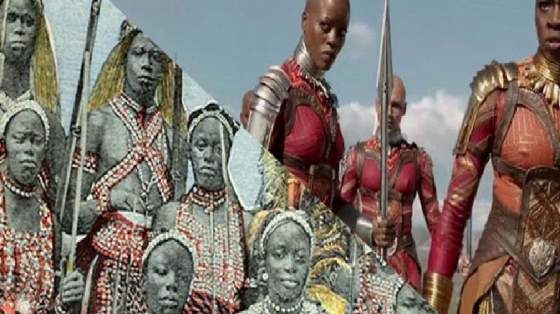 Afrika'nın En Korkulan Savaşçıları Dahomey Amazonları