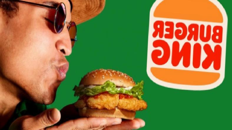 Almanya'da Dünyanın İlk 'Etsiz' Burger King'i Açılacak