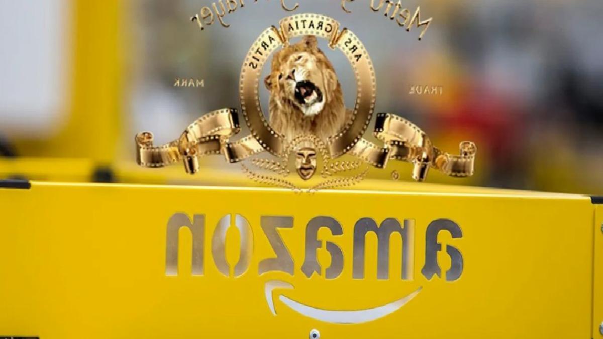 Amazon, ünlü film stüdyosu MGM'yi 9 milyar dolara satın almak istiyor