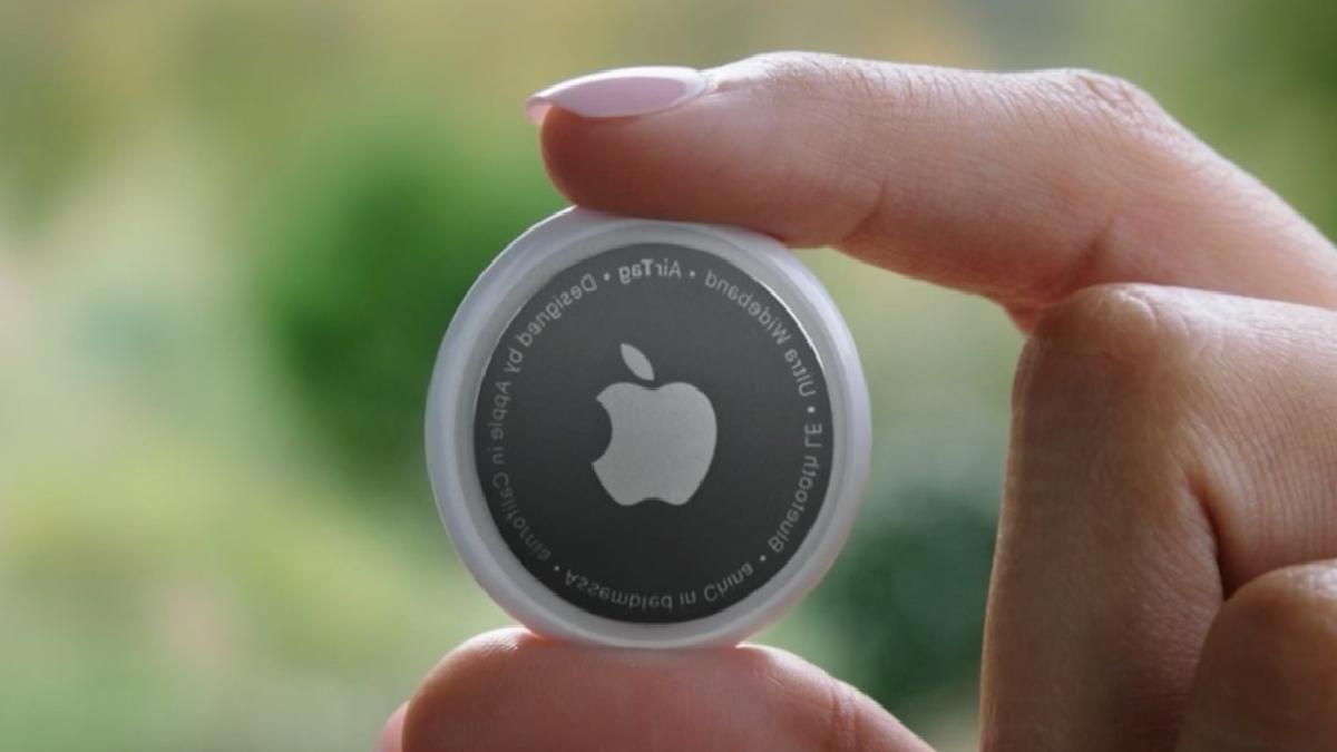 Apple, 30 dolarlık yeni AirTag takip cihazını tanıttı