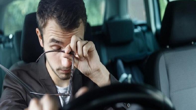 Araba Sürmenin Yarattığı Stres Tepkisi Ortaya Çıktı