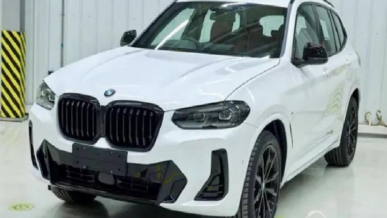 BMW'nin Yeni Yakışıklısı 2022 X3'ün Tasarımı Ortaya Çıktı
