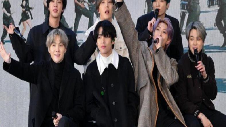 BTS, Yeni Şarkısının İlk Gösteriminde YouTube'da Rekor Kırdı