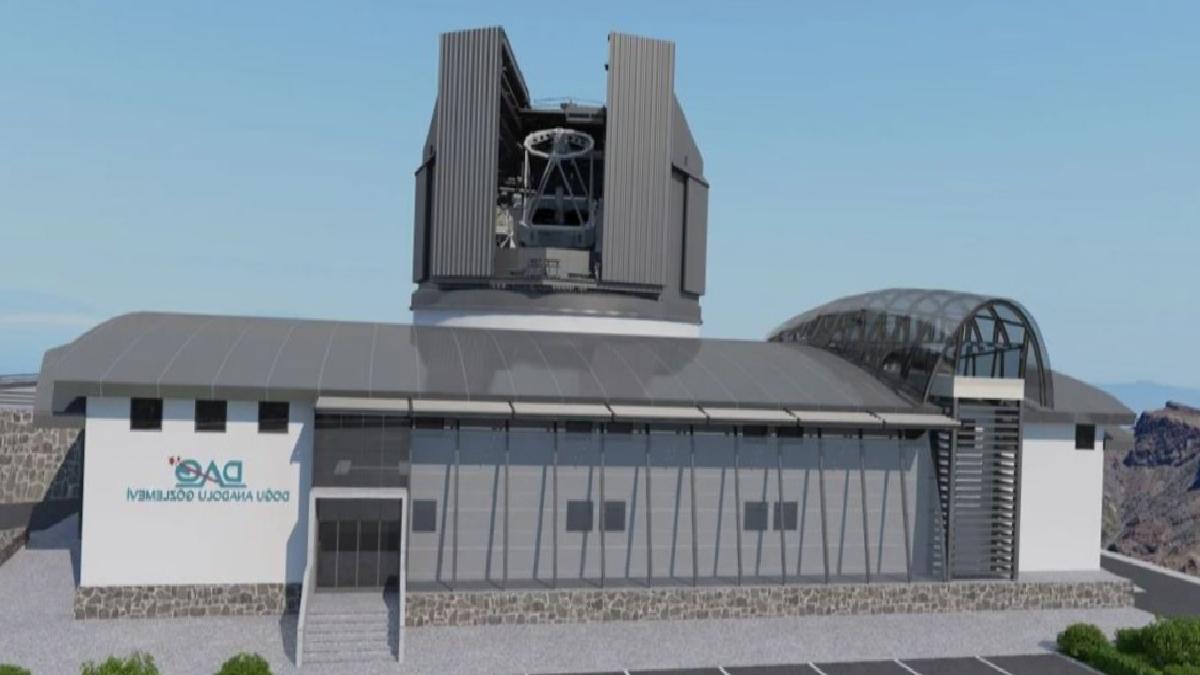 Doğu Anadolu Gözlemevi'ne yurt dışından yoğun talep var
