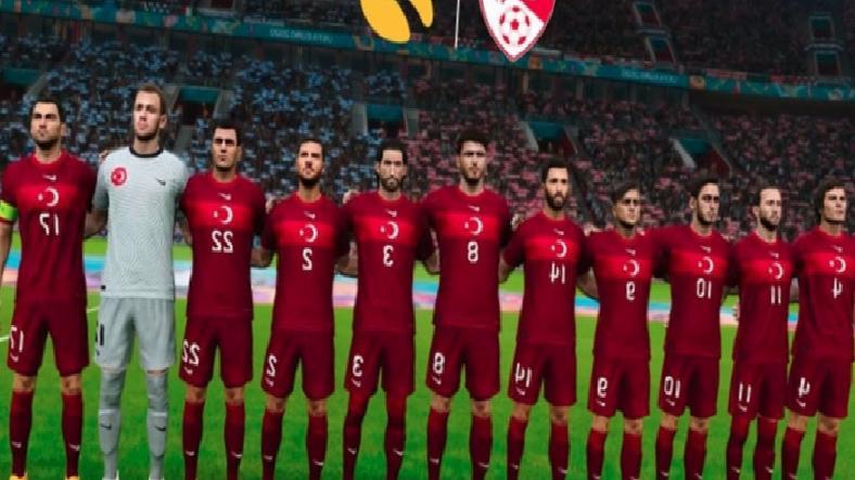 eEuro2021 Play-Off Elemelerine Galibiyetle Başladık