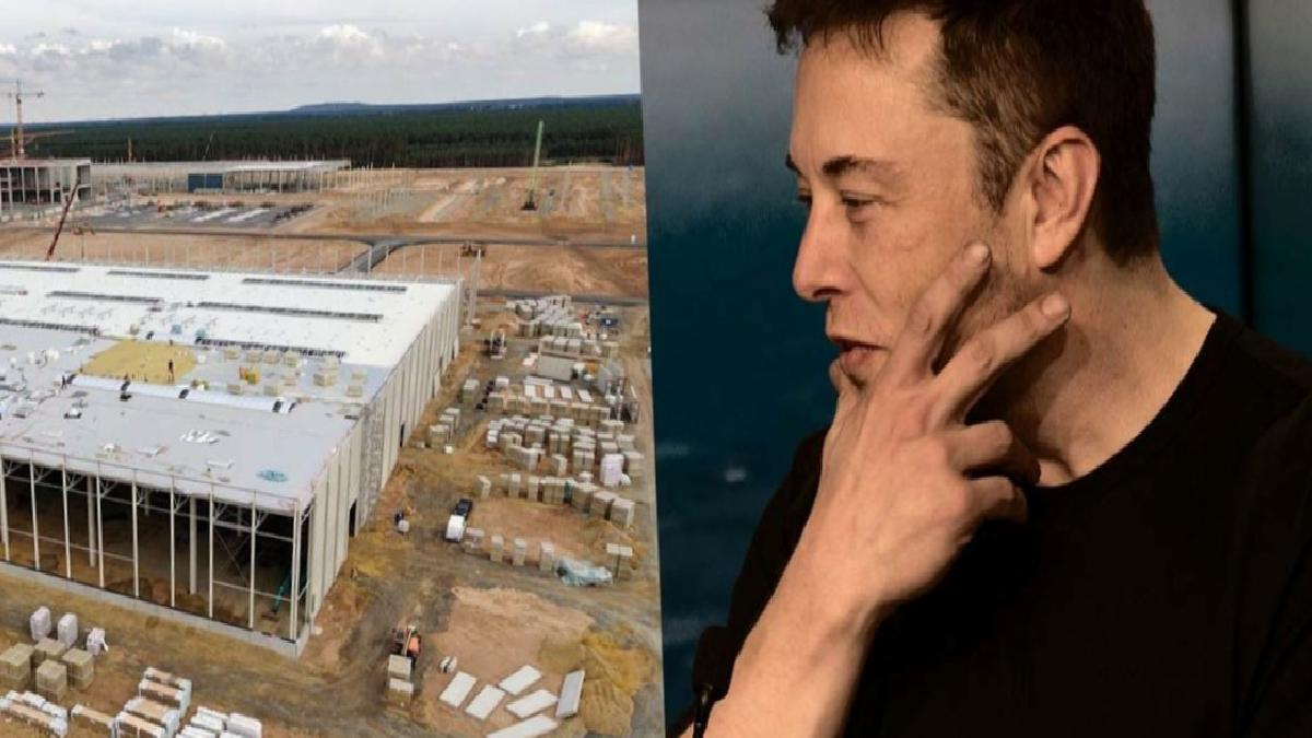 Elon Musk, Berlin tesisindeki gecikme için Almanya'yı suçladı