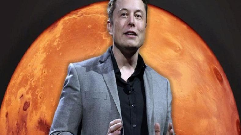 Elon Musk, Mars'ta Yaşamın Gerçekleşmesi İçin Destek İstedi