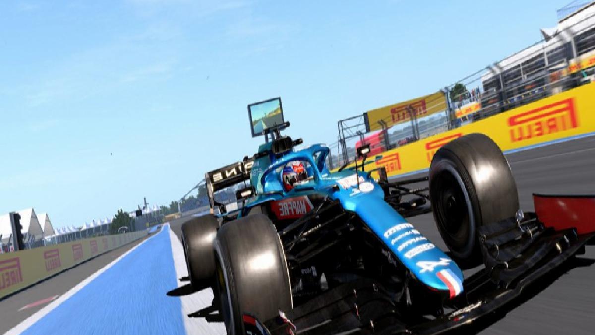 F1 2021, Steam'de ön siparişe açıldı: İşte fiyatı