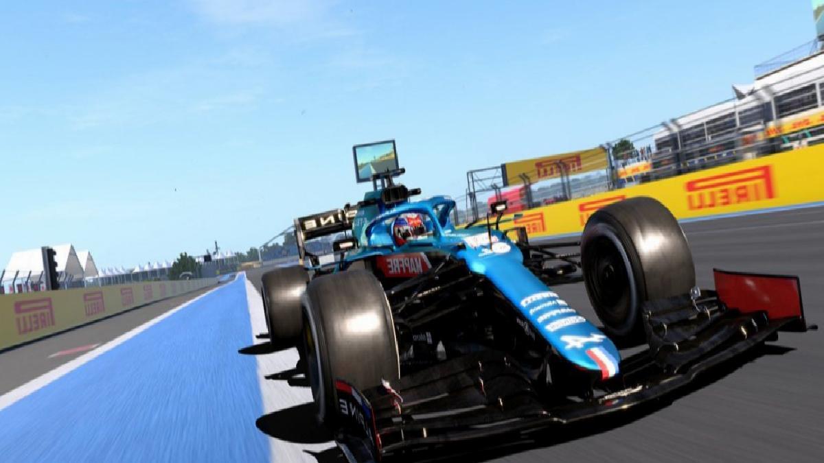 F1 2021'in sistem gereksinimleri belli oldu