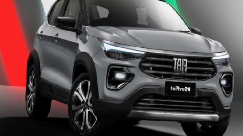 FIAT Yeni Kompakt SUV Otomobilini Tanıttı