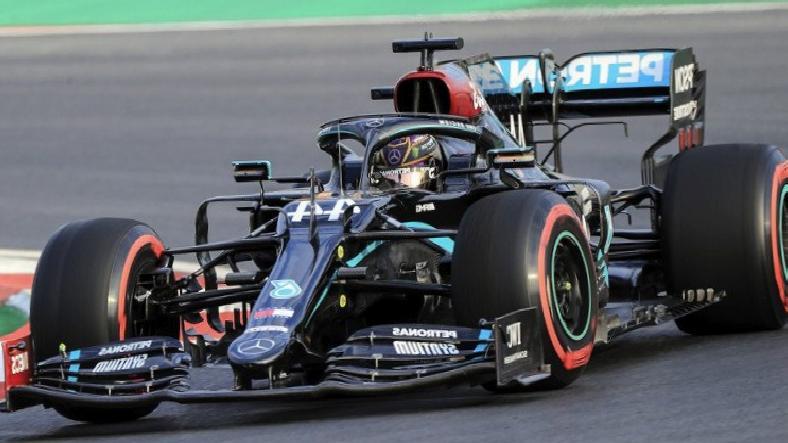 Formula 1'de İspanya GP'yi Kazanan Hamilton Oldu