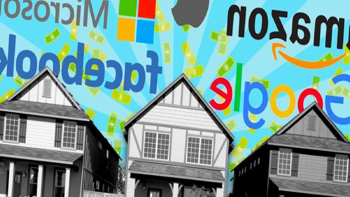 Google, Apple, Facebook, Amazon ve Microsoft'un dakikada kazandıkları para