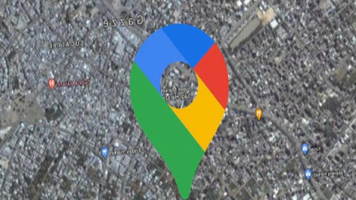 Google Haritalar, Gazze'yi bulanık gösteriyor