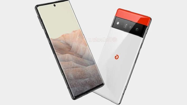 Google Pixel 6'nın Tasarımı Bir Kez Daha Görüldü