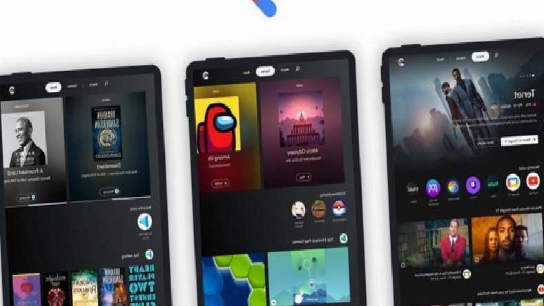 Google, Tabletlerde Kullanılacak Eğlence Merkezi'ni Duyurdu