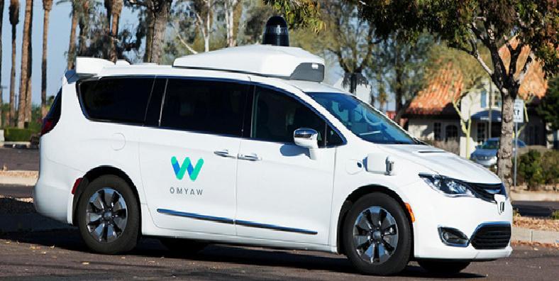 Google'ın Otonom Taksisi Yolcusuna Zor Anlar Yaşattı