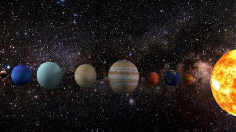 Güneş Sistemi Hakkında 10 İlginç Bilgi