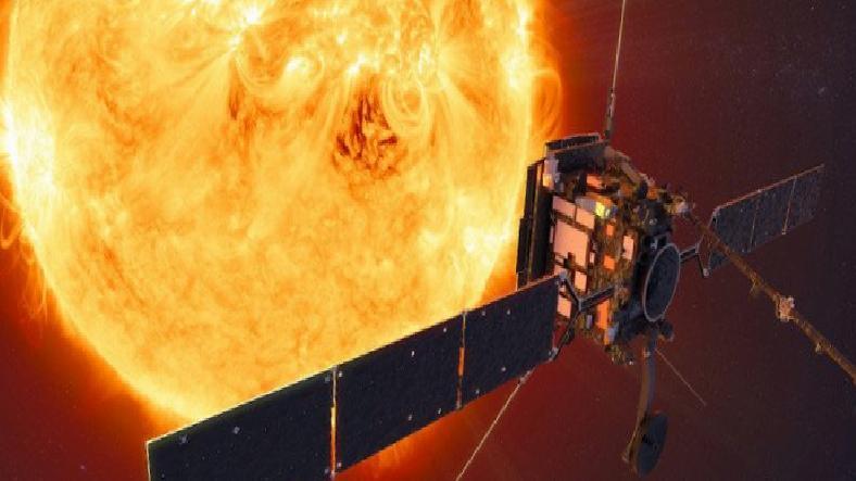 Güneş Üzerinde Muazzam Bir Patlama Görüntülendi