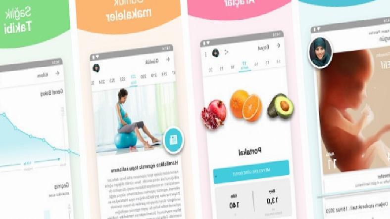 Hamilelik Takip Uygulamaları (Android – iOS)