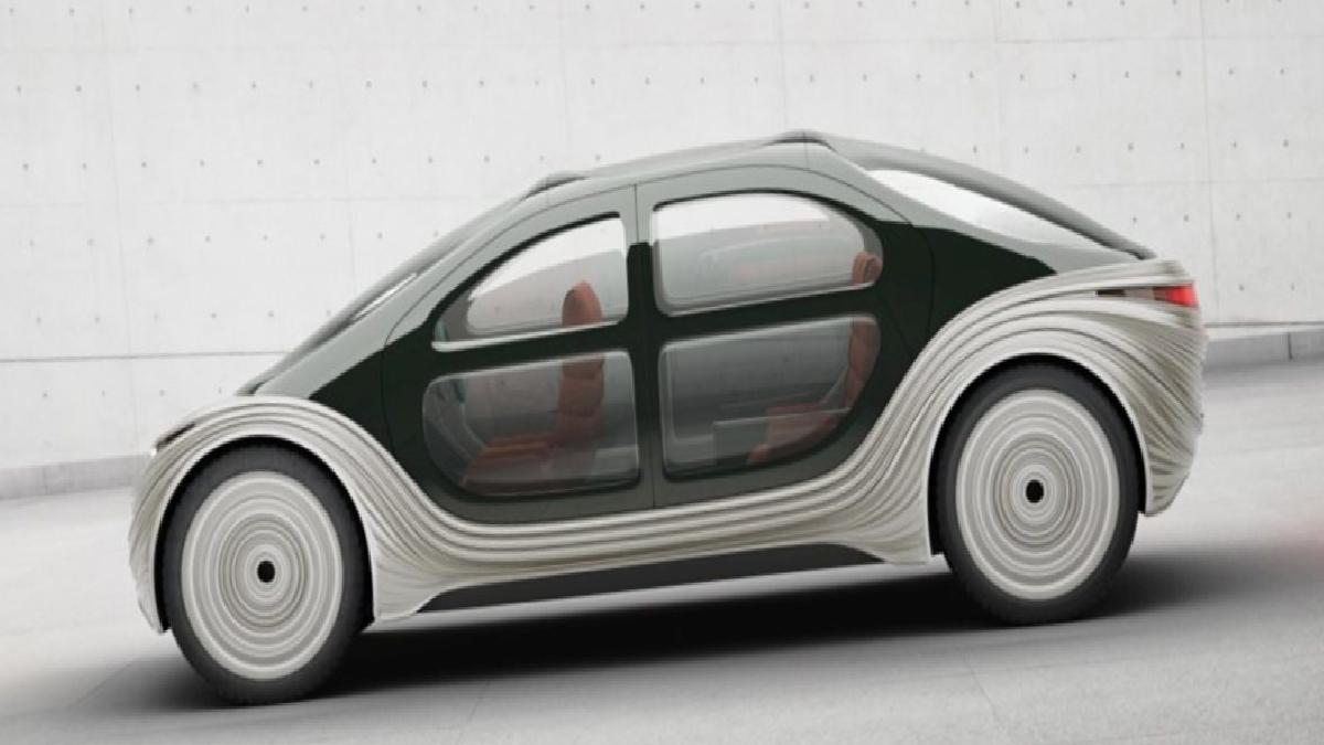 Havayı temizleyen sürücüsüz araç 2023'te yollarda