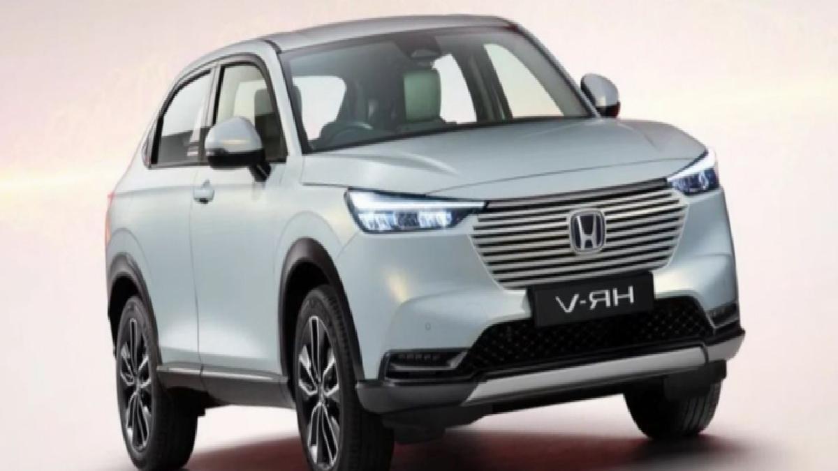 Honda'nın ilk hibrit SUV modeli yeni HR-V, yıl sonunda Avrupa'da
