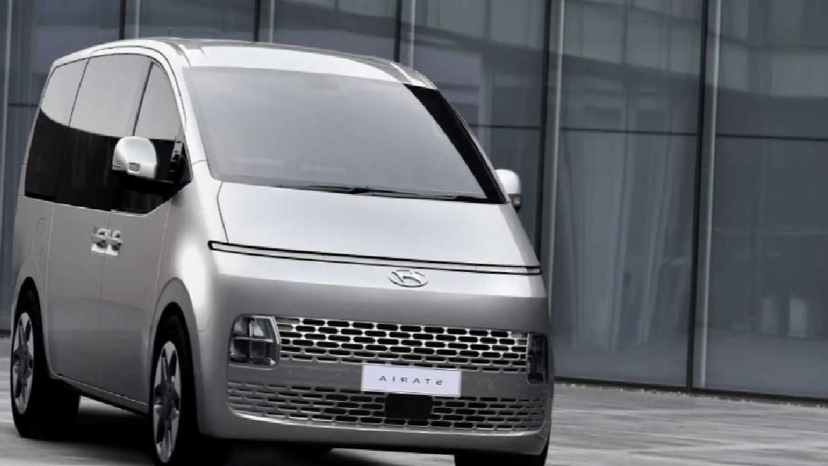 Hyundai Staria'nın teknik özellikleri belli oldu
