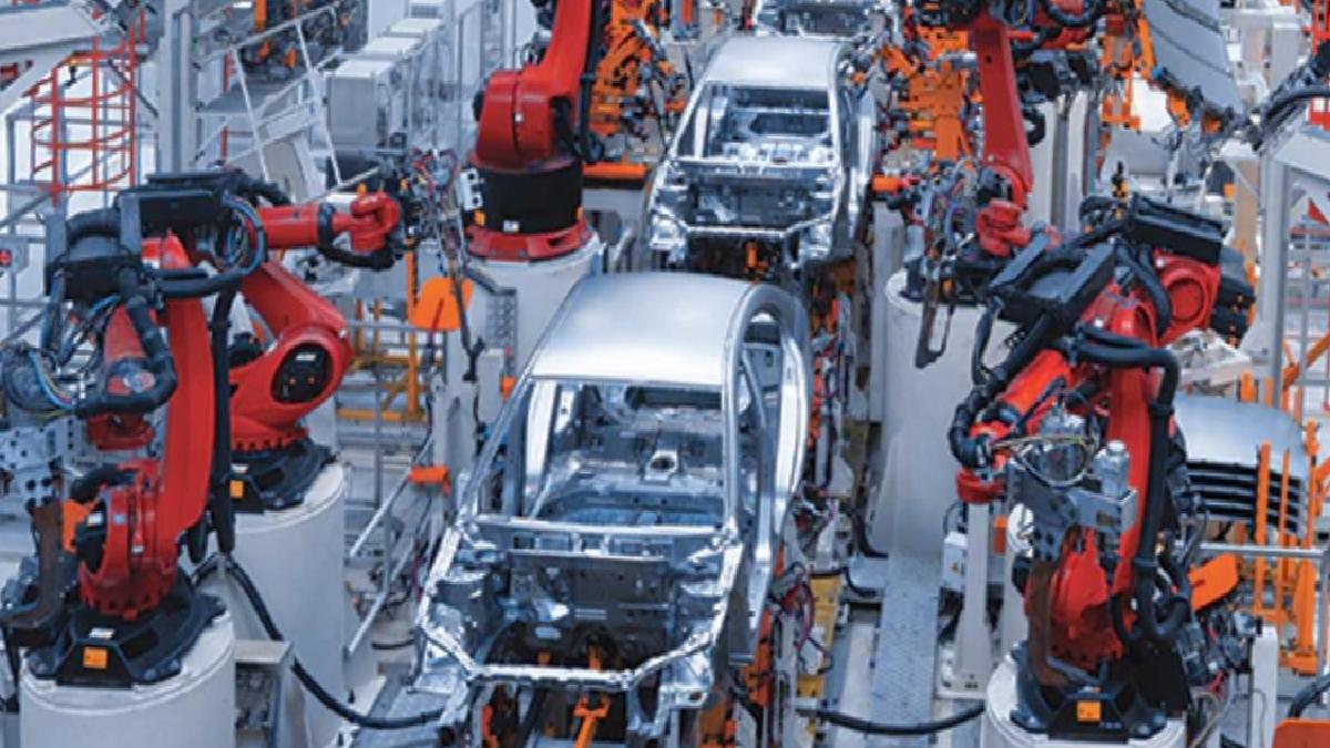 İlk çeyrekte otomotiv üretimi yüzde 1 artışla 345 bin adet oldu