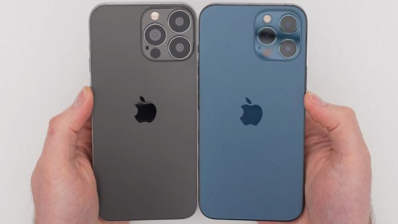 iPhone 13 Ailesinde Çentik Gerçekten de Küçülebilir [Video]