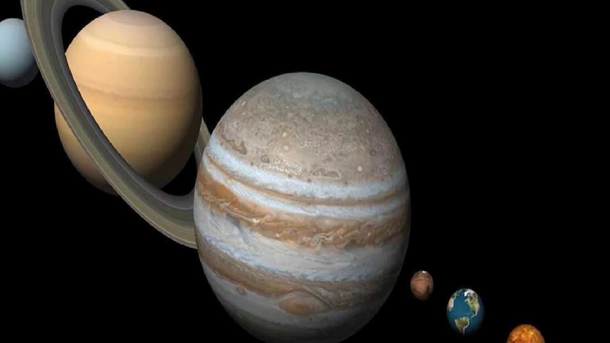 Jüpiter'in kutuplarında yeni halkalar keşfedildi