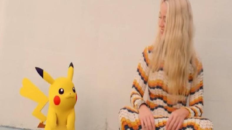 Katy Perry, Pikachu Temalı Bir Şarkı Yayınladı [Video]