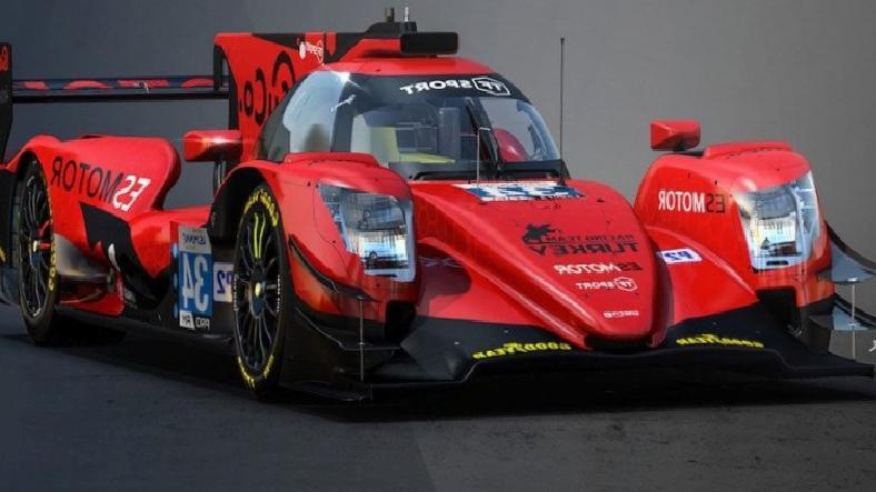 Le Mans Serisinde Cem Bölükbaşı ve Salih Yoluç Podyuma Çıktı