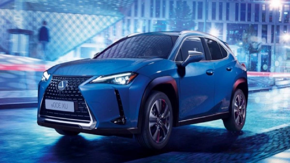 Lexus, elektrikli araç satışlarında 2 milyonu geçti