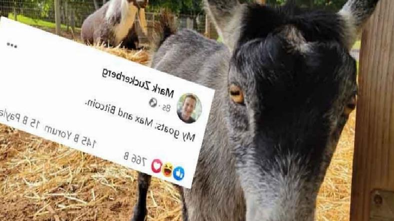 Mark Zuckerberg'den Şaşırtan Bitcoin Paylaşımı