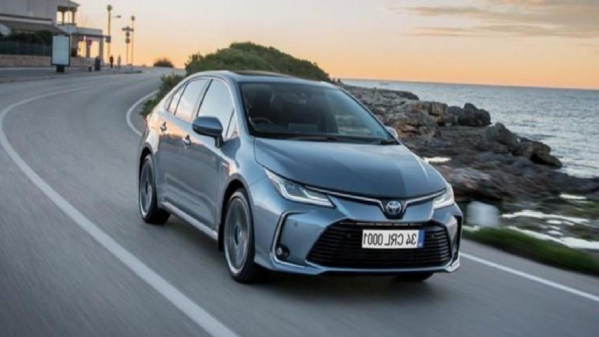 Mart ayında en çok satan model Toyota Corolla oldu