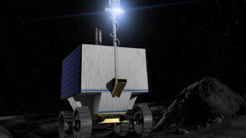 NASA, Ay'a Göndereceği VIPER'a Dair Açıklamalarda Bulundu