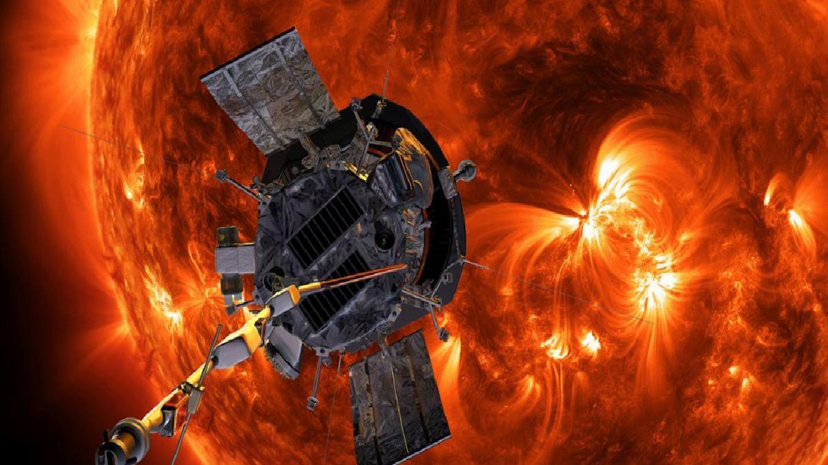 NASA'nın Güneş'e gönderdiği araç hız rekoru kırdı