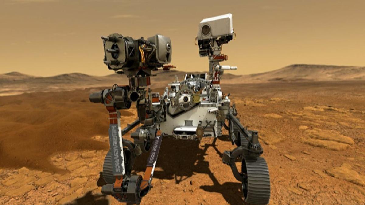 NASA'nın Perseverance aracı, Mars'ta oksijen üretti