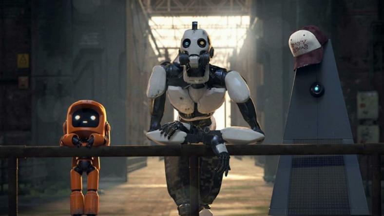 Netflix'ten Love Death + Robots İçin Tanıtım Videosu