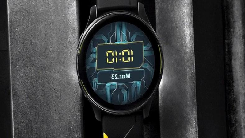 OnePlus, Cyberpunk 2077 Temalı OnePlus Watch Saatini Duyurdu