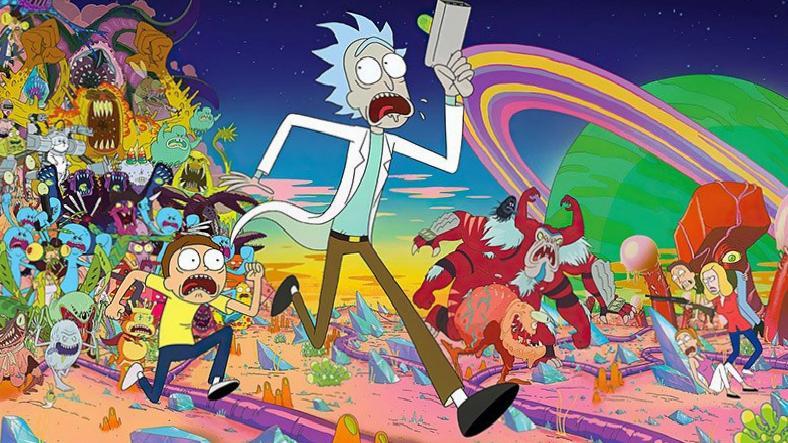Rick and Morty 5. Sezon İçin Yeni Fragman Yayınlandı