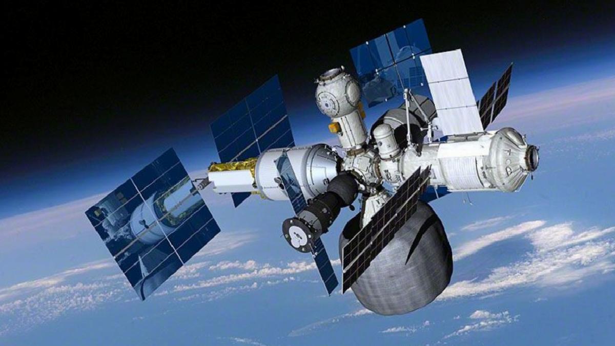 Rusya, kendi uzay istasyonunu kurmaya başladı