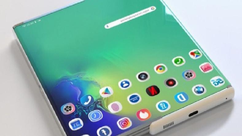 Samsung, Galaxy Z Roll'ün Marka Hakları İçin Başvurdu