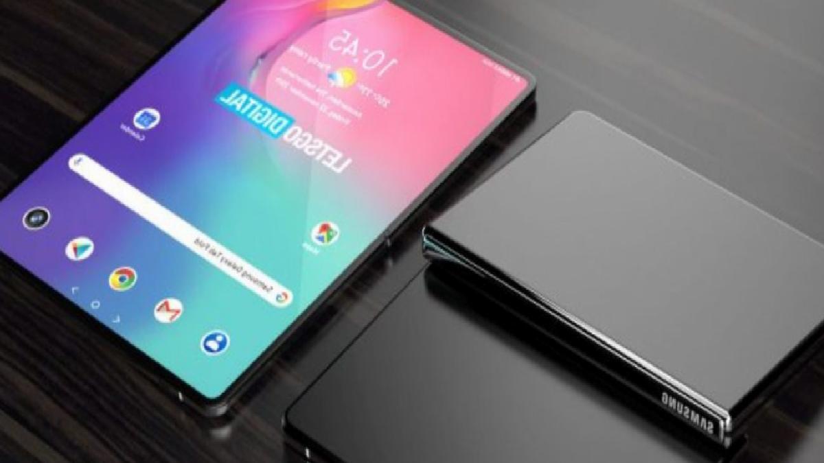 Samsung, katlanabilir tablet üzerinde çalışıyor