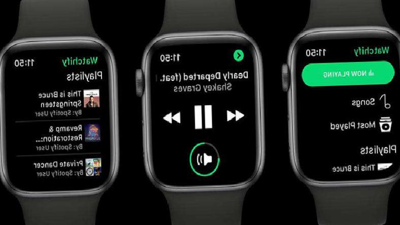 Siri, Apple Watch'ta Çevrimdışı Oynatma Özelliğini Yayınladı