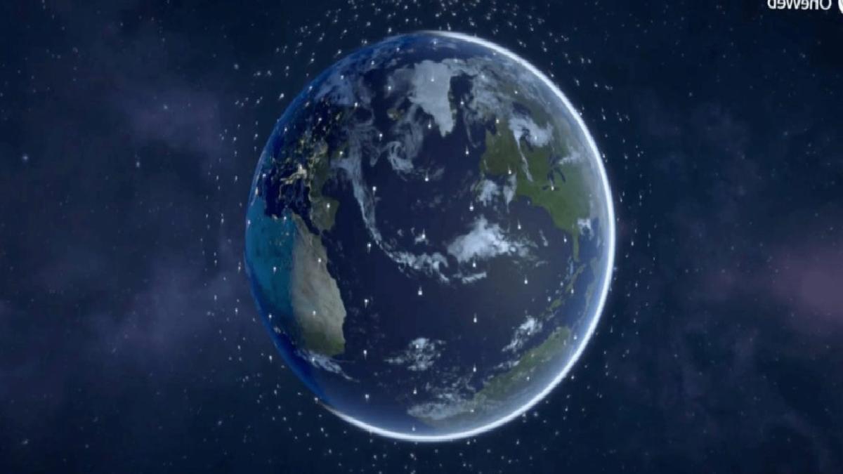 Starlink'in rakibi OneWeb, 36 internet uydusu daha fırlattı