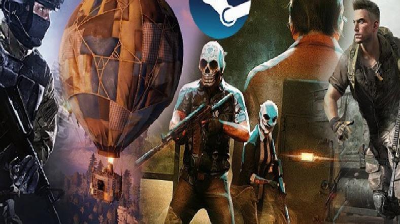 Steam'de Oyunculara En Fazla Para Kazandıran Oyunlar