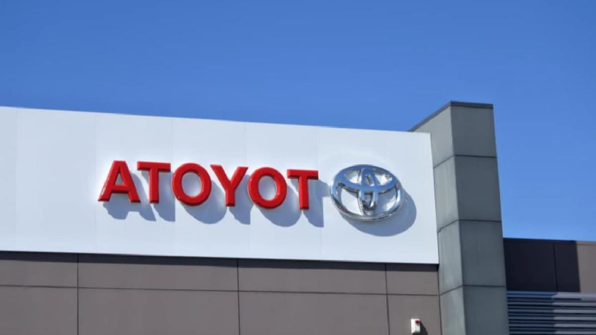 Toyota, hidrojen motor teknolojisi geliştiriyor